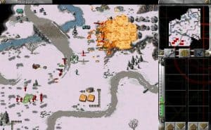Command & Conquer Red Alert Screenshot