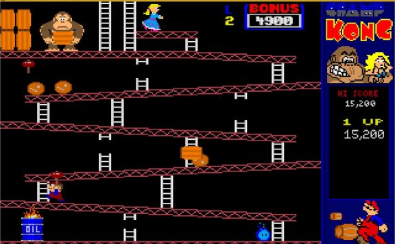 Screenshot for Champ Kong