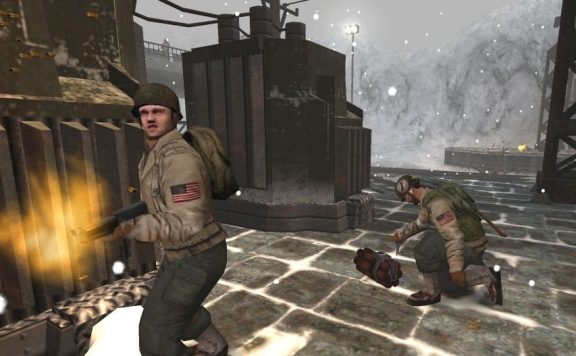 Wolfenstein Enemy Territory Screenshot