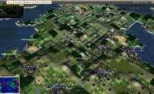 Freeciv 3D WEBGL Screenshot
