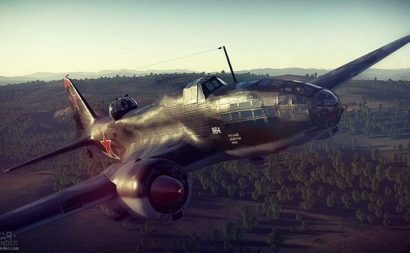 War Thunder Free PC Game Screenshot